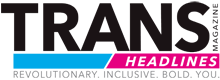 Trans Headlines Magazine logo